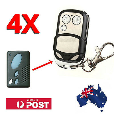 4pcs Garage/Gate Door Remote Control For Gliderol TM305C GRD2000 GTS2000 New
