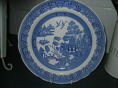 Spode Plate.  28cm wide