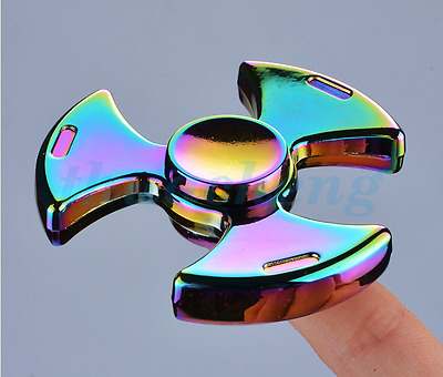 AU Stock Fidget Hand Spinner Finger EDC Focus Stress Reliever Toys Kids Adults