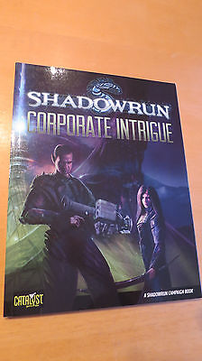 Shadowrun - Abenteuer - Corporate Intrigue