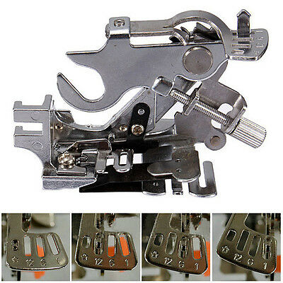 New Household Ruffler Presser Foot Low Shank Pleated Sewing Machine Accessories