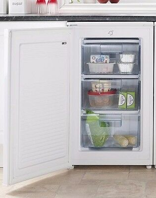 WHITE EGL Under Counter FREEZER A+ Energy Rating