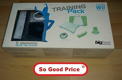 Wii Fit Training Pack Neuf Multi Version Francaise