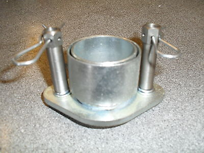 Lambretta ts1 etc stainless steel exhaust extended manifold nuts
