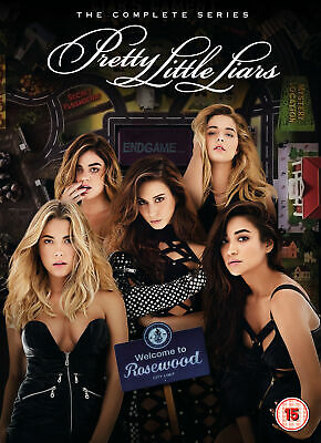 Pretty Little Liars - Complete Seasons 1-7  (DVD)