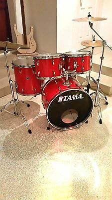 80's Tama Swingstar Drum Kit