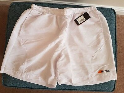 Grays G500 hockey shorts with tags - White