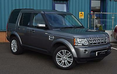 2011 (11) Land Rover Discovery 4 3.0SD V6 auto 2011MY HSE