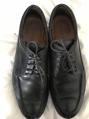 Cole Haan Black Lace Up Oxford Size 13
