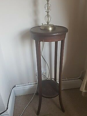 plant stand/lamp stand x 2