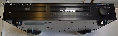 Cambridge Audio D100 Compact Disc CD PLAYER Hifi VALVE TUBE STAGE ADDED HDCD