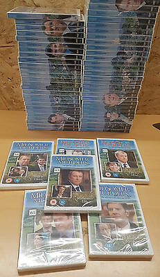 62 Midsomer Murders DVD Collection - 2 Missing
