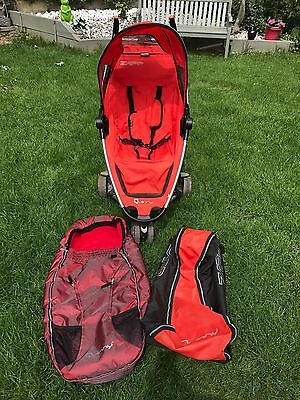 Poussette-canne Buggy  Quinny ZAPP