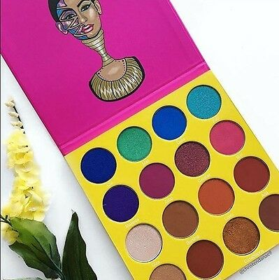 Juvias Place MINI Masquerade Eyeshadow Palette UK Seller 100% Genuine