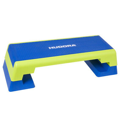 HURORA Aerobic Stepper 95x35x15cm Aerobik Fitness Board Steppbrett Step Training
