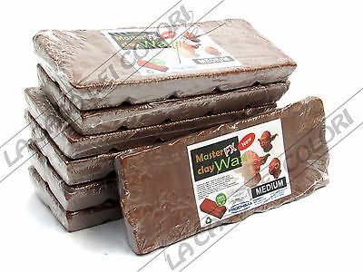 Prochima - Masterclay Wax - 2,8 Kg - Medium - Plastilina - Master Clay