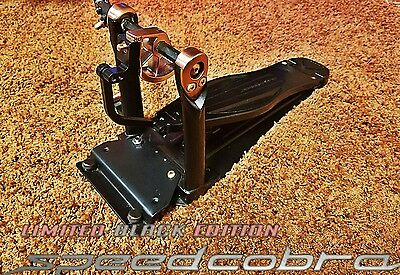 Tama iron speed cobra double bass drum  pedal Midnight edition Direct drive