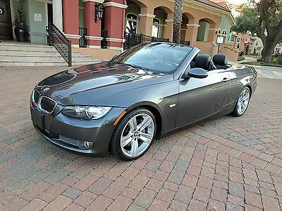 2007 BMW 3-Series Sport Package Premium 07 BMW 335Ci Convertible