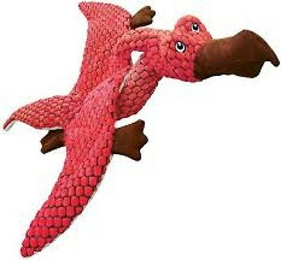 KONG Dynos Pterodactyl Dog Toy, Small, Premium Service, Fast Dispatch.