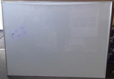 Large Magnetic Dry Wipe White Whiteboard Drywipe Office Notice Board 1200x900mm