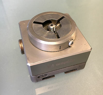 System 3R 3R-466.40RS Stainless Macro to Macro Jr Adapter - Sinker EDM Tooling