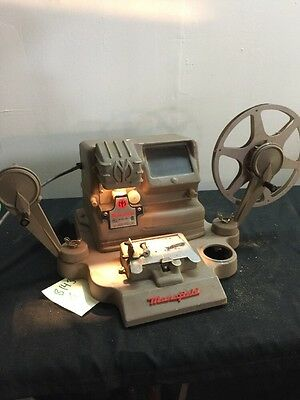 Mansfield Projector Mo. 950 - 8 & 16MM *Tested Working* ~ Free Shipping