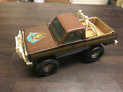 Vintage ERTL The Fall Guy Colt's Pick Up Truck 1/32 Scale