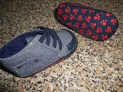 Baby Boys Shoes, Trainers, Ages 6-12 Months