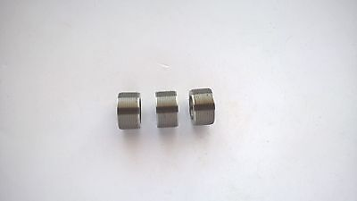Rollers Thread Rolling Head M4-M7 pitch 0.7mm SET of 3pcs USSR