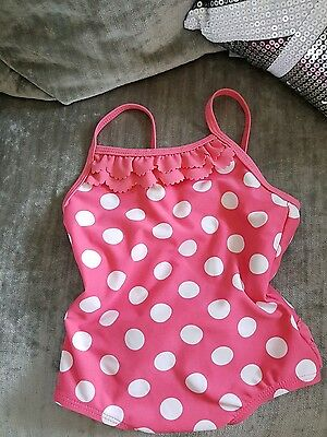 Pretty baby girls swimsuit 12-18 months