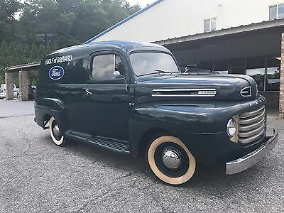 1948 Ford Other  1948 Ford Panel Van