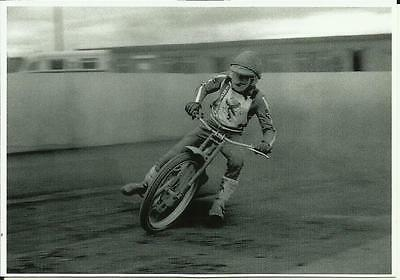 Les Rumsey - England Speedway Photograph - 1979