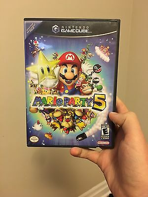 Mario Party 5 Complete (Nintendo GameCube, 2003)