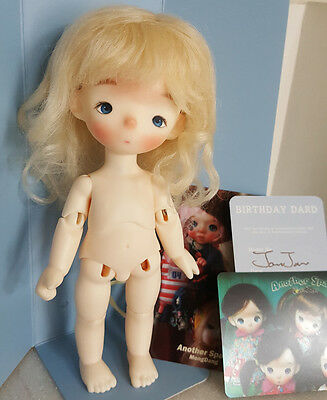 Tiny BJD doll -Another space Dolls- JAMJAM (open / normal)