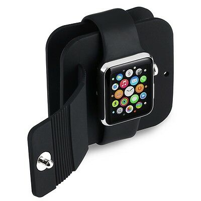 Portable Charging Wallet Charge Holder for Apple Watch/Sport/Edition(38mm &42mm)