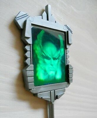 Spectral Knights hologramme Witterquick - Hasbro 1987