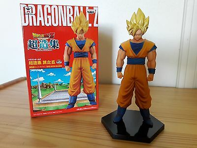 Figurine Dragon Ball Z - Son Goku (Banpresto)