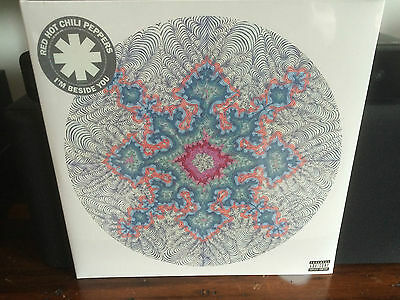 Red Hot Chili Peppers I'm Beside You Lp Rsd Ltd Numerato Nuovo Sigillato