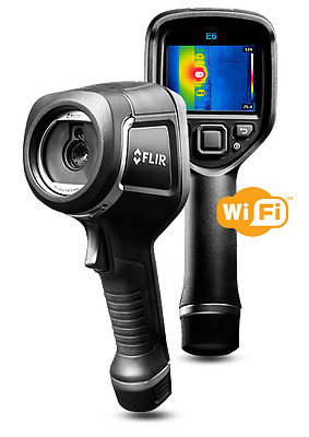 Flir E6™ Superior Thermal Imaging Priced Right