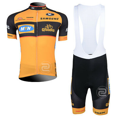 Bicycle Short Sleeve Mens Riding Outdoor Sports Suits Cycling Jersey Bib Shorts