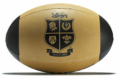 Rhino British & Irish Lions 2017 Limited Edition Retro Rugby Ball