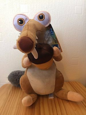 DISNEY Collectable Ice Age Toy Scrat