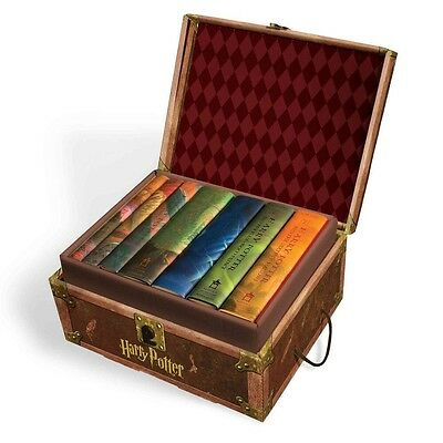 Harry Potter Hardback Boxed Set Book Collection