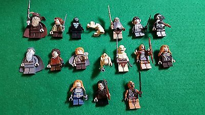 lego the hobbit minifigures