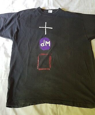 t shirt depeche mode european tour songs of faith and devolution