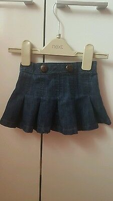 Baby girls skirt 3-6 months Next