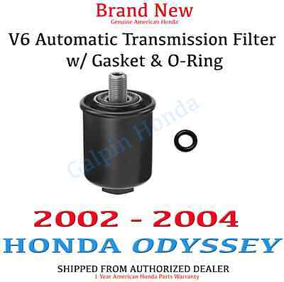 Genuine OEM Honda ODYSSEY Automatic Transmission Filter ATF 02-04 Trans