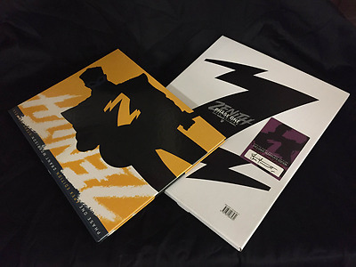 Zenith (2015 Rebellion) Apex 2000ad Limited Edition HC Signed & Numbered 47/200