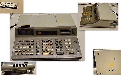 Vintage HP 9815a Computer/Calculator Ships Worldwide!!!