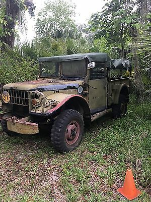 1966 Dodge Power Wagon  1966 DODGE POWER WAGON M37